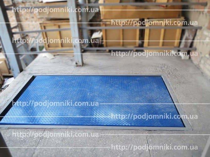 гидравлические подъемные столы ножничного типа