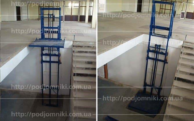 складское подъемное оборудование