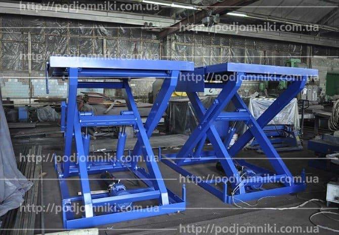 подъемные механизмы для складов
